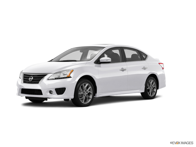 2015 Nissan Sentra Vehicle Photo in Greeley, CO 80634