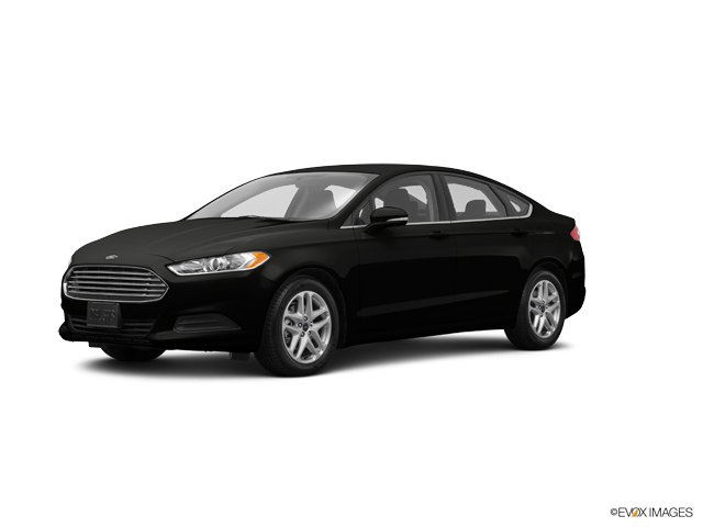 2016 Ford Fusion Vehicle Photo in Joliet, IL 60435