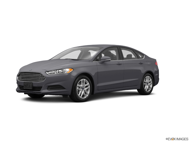 2016 Ford Fusion Vehicle Photo in Independence, MO 64055