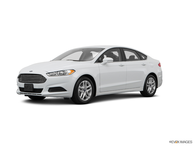 2016 Ford Fusion Vehicle Photo in Rockville, MD 20852