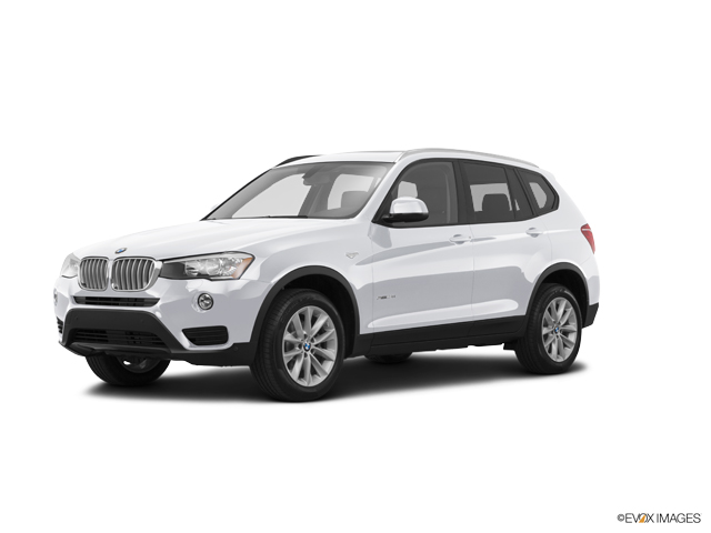 2016 BMW X3 xDrive28i Vehicle Photo in Charleston, SC 29407