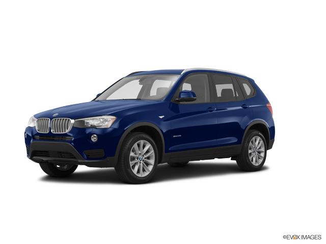 2016 BMW X3 xDrive28i Vehicle Photo in Chapel Hill, NC 27514