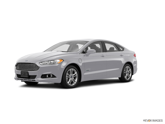 2016 Ford Fusion Energi Vehicle Photo in Denver, CO 80123