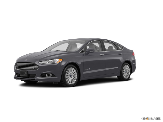 2016 Ford Fusion Vehicle Photo in Richmond, VA 23231