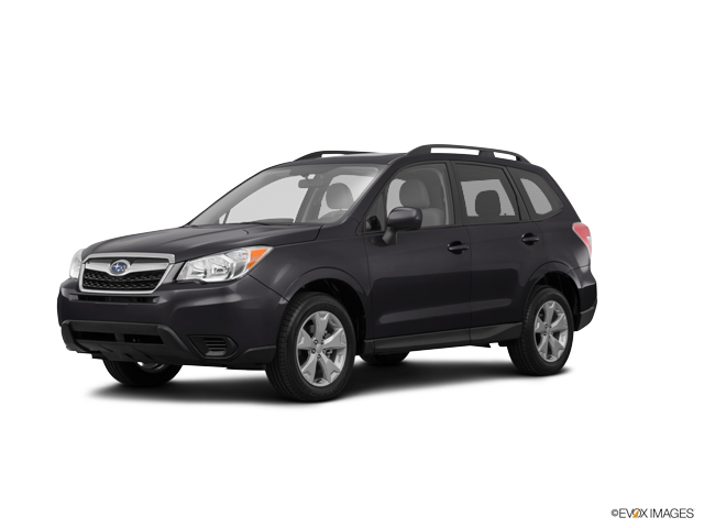 2016 Subaru Forester Vehicle Photo in Midlothian, VA 23112