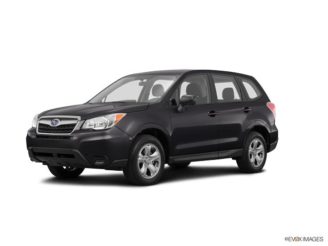 2016 Subaru Forester Vehicle Photo in Austin, TX 78759