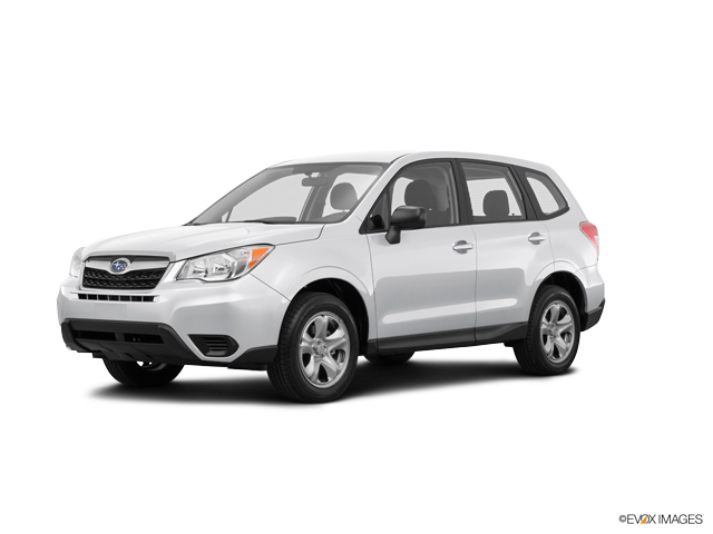 2016 Subaru Forester Vehicle Photo in Houston, TX 77074