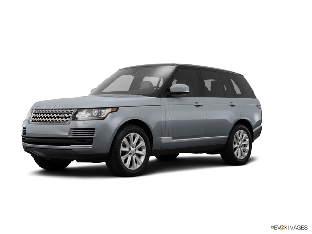 2015 Land Rover Range Rover Vehicle Photo in Charlotte, NC 28227