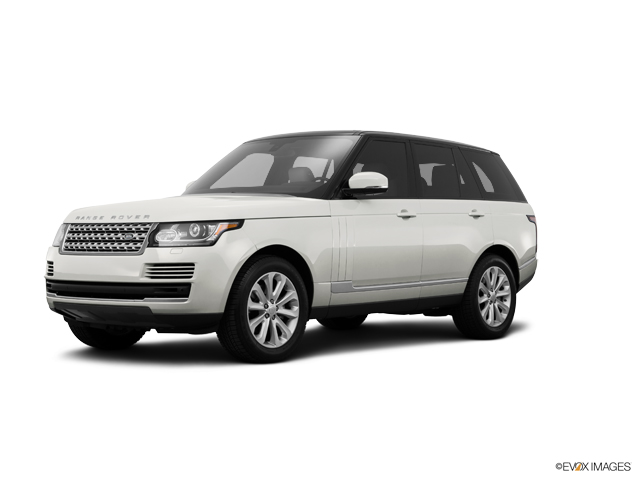 2015 Land Rover Range Rover Vehicle Photo in Northbrook, IL 60062