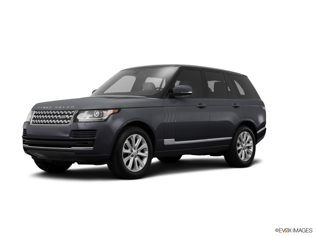 2015 Land Rover Range Rover Vehicle Photo in American Fork, UT 84003