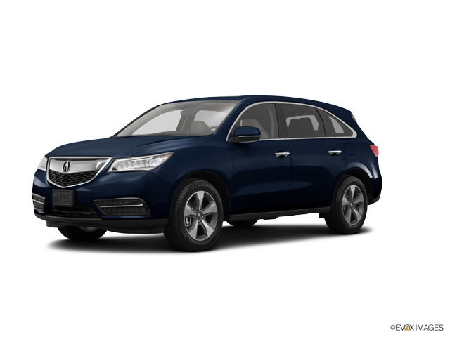 2016 Acura MDX Vehicle Photo in Chapel Hill, NC 27514