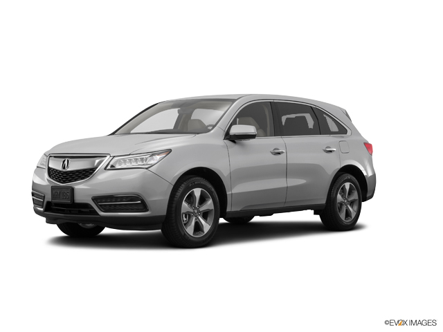 2016 Acura MDX Vehicle Photo in Honolulu, HI 96819