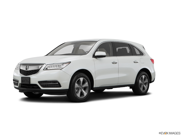 2016 Acura MDX Vehicle Photo in CONCORD, CA 94520