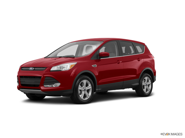 2016 Ford Escape Vehicle Photo in Gardner, MA 01440
