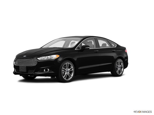 2016 Ford Fusion Vehicle Photo in Colorado Springs, CO 80905