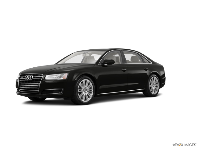 2016 Audi A8 L Vehicle Photo in Bowie, MD 20716