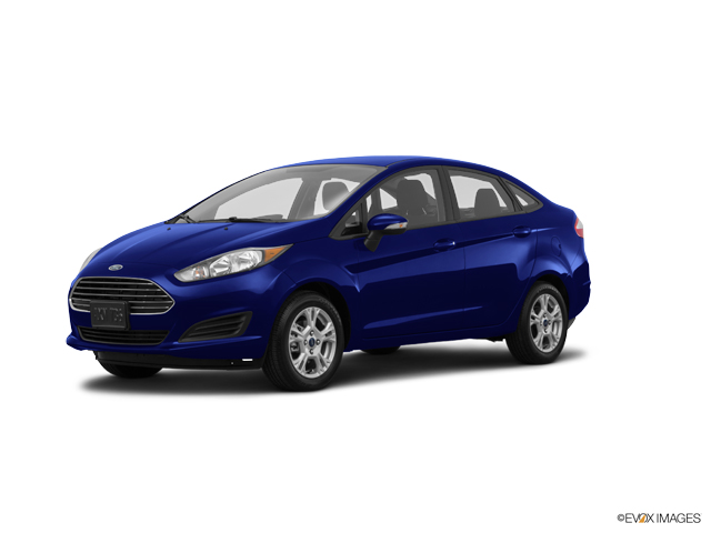 2016 Ford Fiesta Vehicle Photo in Joliet, IL 60435
