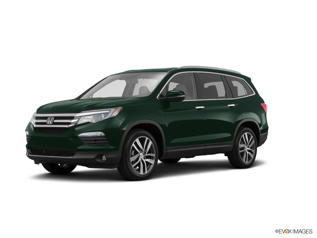 2016 Honda Pilot Vehicle Photo in Medina, OH 44256