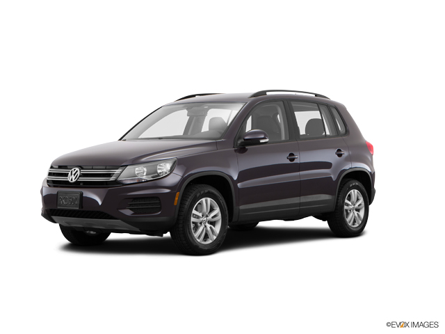 2016 Volkswagen Tiguan Vehicle Photo in San Antonio, TX 78257