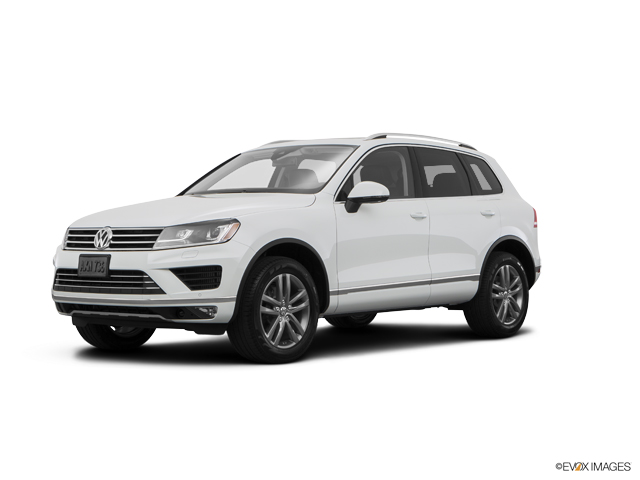 2016 Volkswagen Touareg Vehicle Photo in Houston, TX 77090