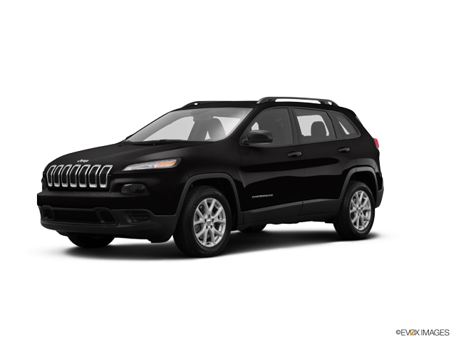 2016 Jeep Cherokee Vehicle Photo in Safford, AZ 85546