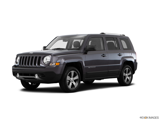 2016 Jeep Patriot Vehicle Photo in American Fork, UT 84003