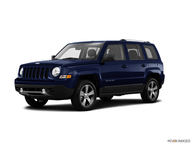 2016 Jeep Patriot Vehicle Photo in Bloomington, IN 47403