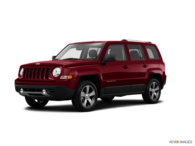2016 Jeep Patriot Vehicle Photo in Freeland, MI 48623