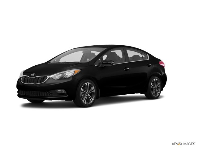2016 Kia Forte Vehicle Photo in Lewisville, TX 75067