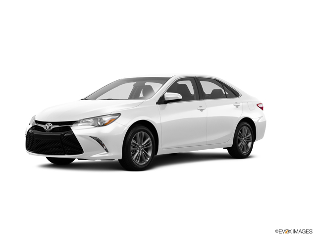 2016 Toyota Camry Vehicle Photo In Sebring Fl 33870