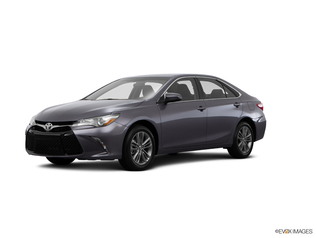 2016 Toyota Camry Vehicle Photo in Athens, GA 30606