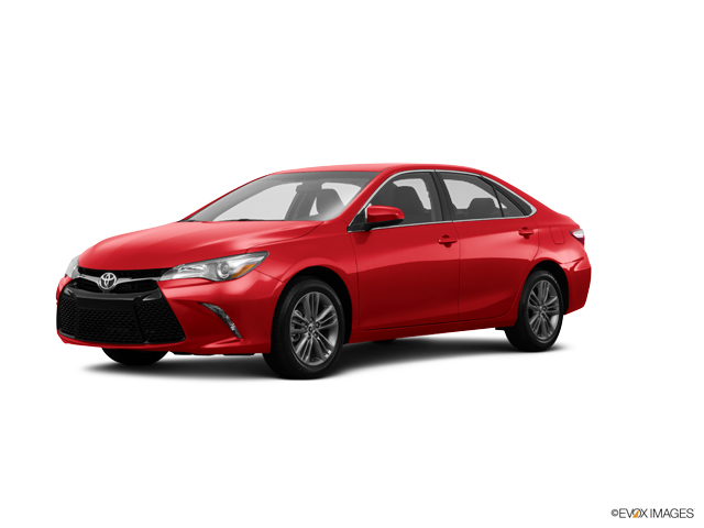 2016 Toyota Camry Vehicle Photo in Tallahassee, FL 32308