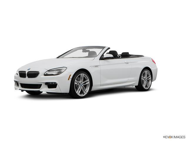 2016 BMW 650i Vehicle Photo in Charleston, SC 29407