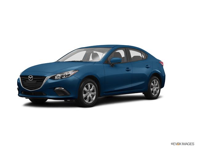 2016 Mazda3 Vehicle Photo in Joliet, IL 60435