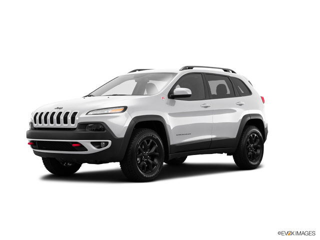 2016 Jeep Cherokee Vehicle Photo in San Angelo, TX 76903