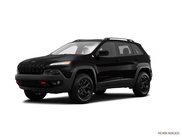 2016 Jeep Cherokee Vehicle Photo In Grand Rapids Mn 55744