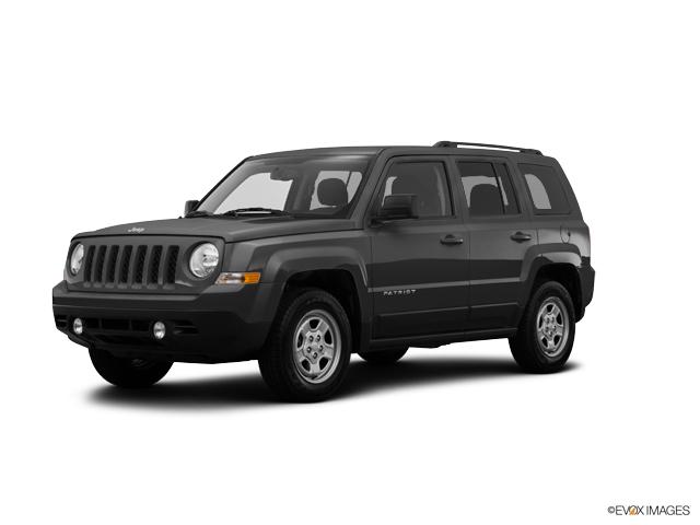 2016 Jeep Patriot Vehicle Photo in Tucson, AZ 85705