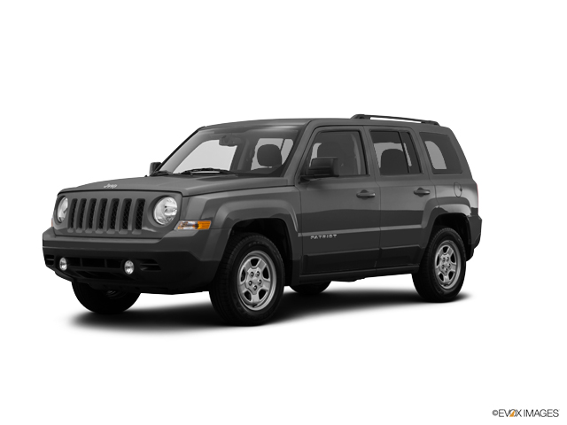 2016 Jeep Patriot Vehicle Photo in Joliet, IL 60435