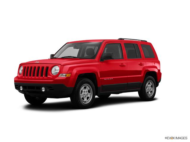 2016 Jeep Patriot Vehicle Photo in Melbourne, FL 32901