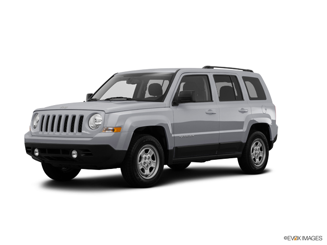 2016 Jeep Patriot Vehicle Photo in San Angelo, TX 76903