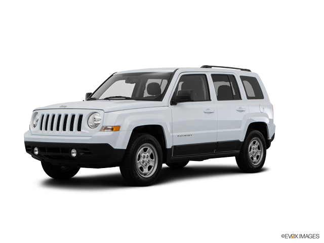 2016 Jeep Patriot Vehicle Photo in Baton Rouge, LA 70806