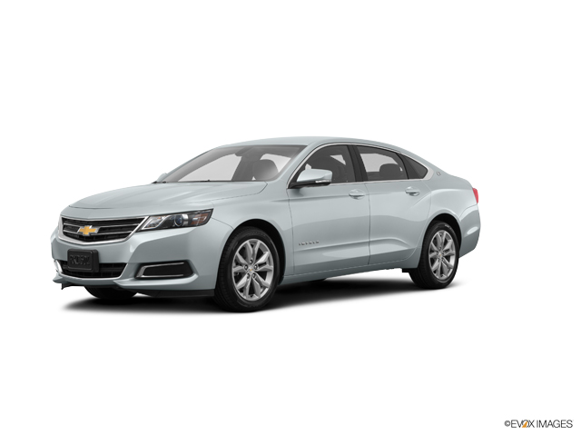 2016 Chevrolet Impala 1lt For