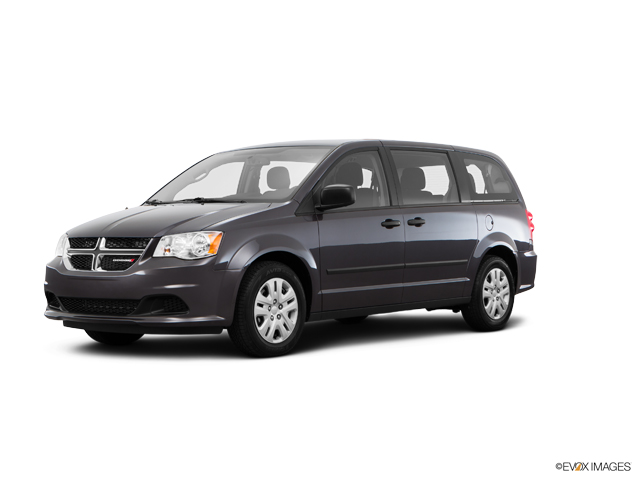 2016 Dodge Grand Caravan Vehicle Photo in Redding, CA 96002
