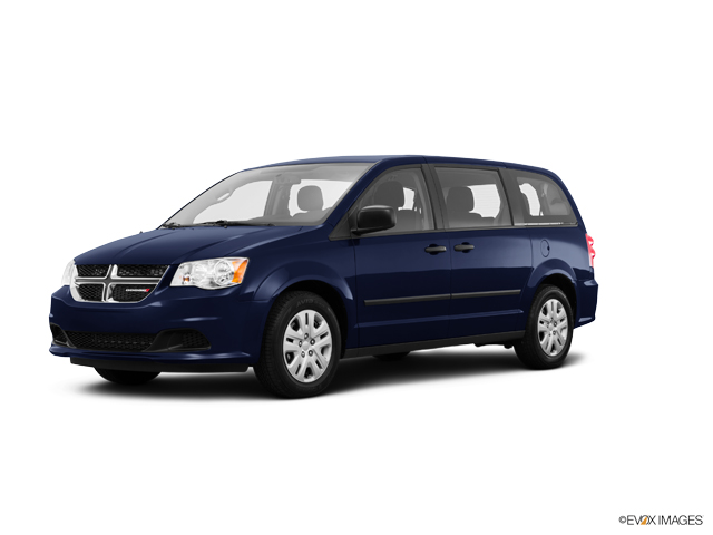 2016 Dodge Grand Caravan Vehicle Photo in Medina, OH 44256