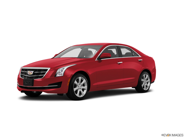 2016 Cadillac ATS Sedan Vehicle Photo in Gainesville, GA 30504