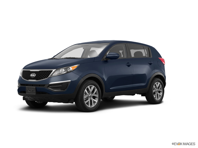 2016 Kia Sportage Vehicle Photo in Bend, OR 97701