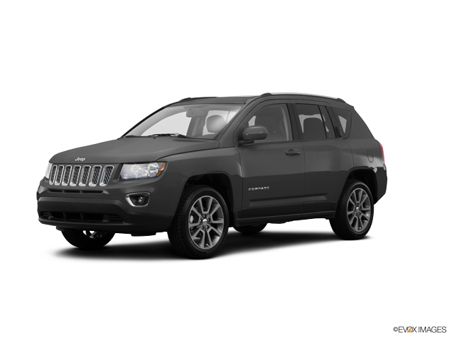 2016 Jeep Compass Vehicle Photo in Gardner, MA 01440