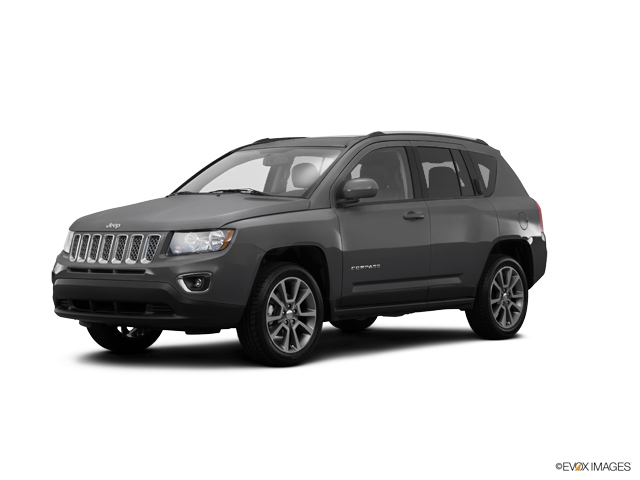 2016 Jeep Compass Vehicle Photo in Austin, TX 78759