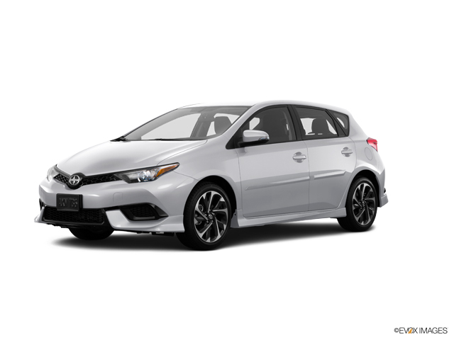 2016 Scion iM Vehicle Photo in Mission, TX 78572