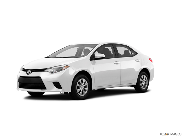 2016 Toyota Corolla Vehicle Photo in Manhattan, KS 66502
